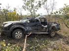Acidente deixa vítima fatal e outros 5 feridos em Bonfinópolis de Minas
