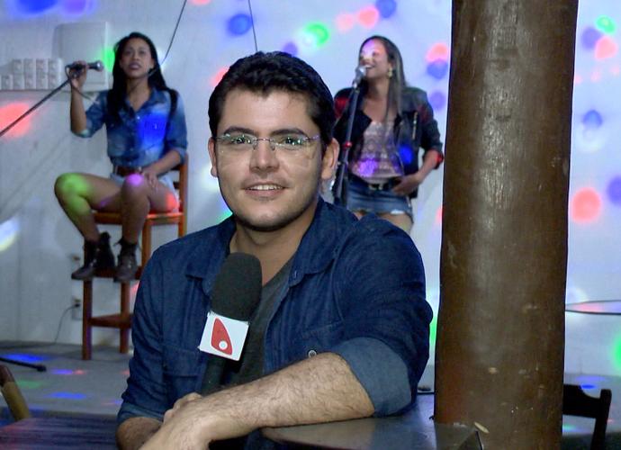 Karaoke Em Movimento (Foto: Rede Gazeta/ Divulgação)
