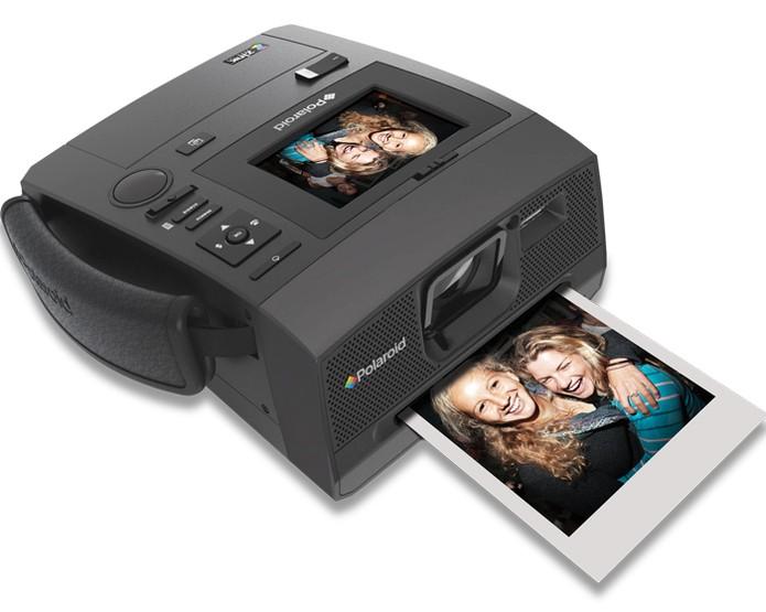 Máquinas instantâneas digitais fazem sucesso  (Foto: Divulgação)