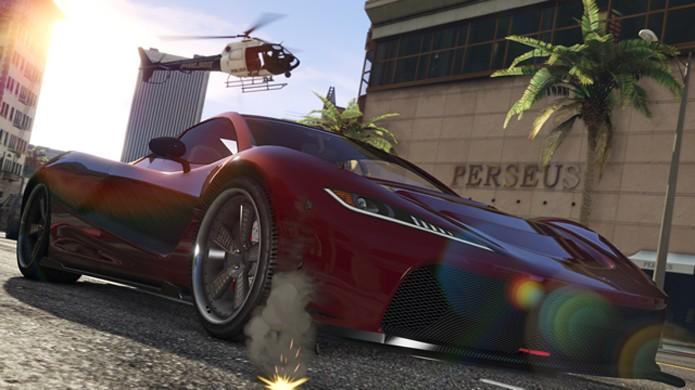 GTA 5: Segunda Parte De DLC 'ostentação' Traz Carros