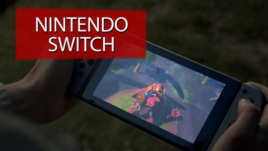 Nintendo Switch é lançado nos EUA; saiba tudo sobre o novo videogame
