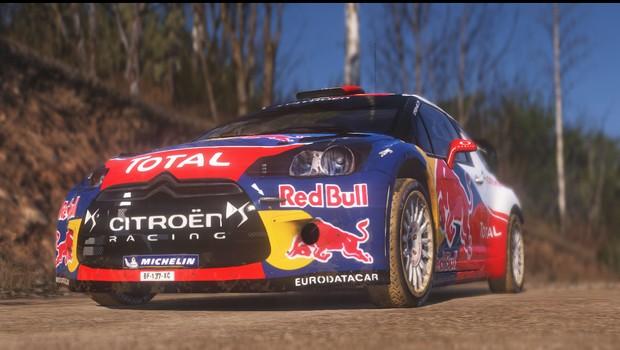 Sébastien Loeb Rally Evo (Foto: Divulgação)
