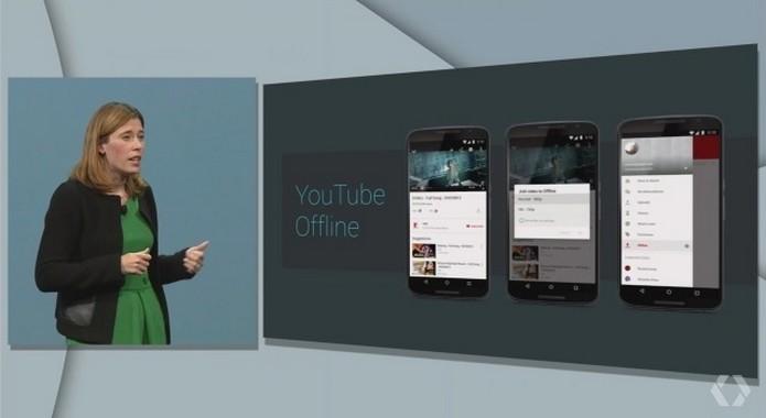 YouTube Offline permitirá baixar vídeos e guardá-los no celular por 48 horas (Foto: Reprodução/Google)