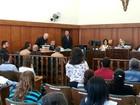 Dupla é condenada a quase 75 anos de prisão em júri popular
