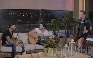 Michel Teló encerra 'Bem Sertanejo' com a nova geração de astros (Rede Globo)