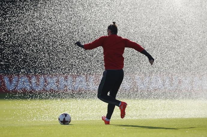 Bale País de Gales (Foto: Reuters)