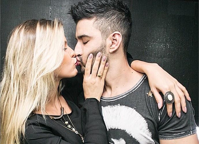 Gusttavo Lima e Andressa Suita estão com casamento marcado (Foto: Arquivo Pessoal)