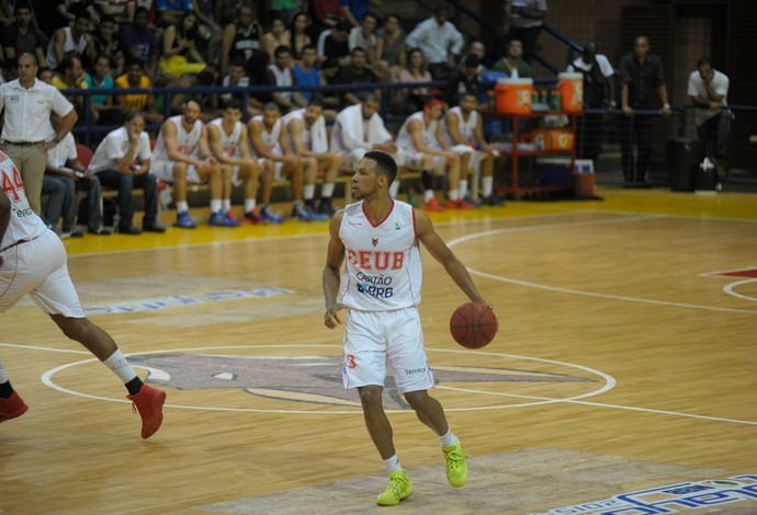 Brasília x Caxias do Sul, NBB, Playoffs, Jefferson Campos (Foto: Brito Júnior/UniCEUB)