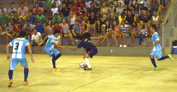 Jogos de volta serão realizados neste sábado (5) em Colinas e Pedro Afonso (Foto: FTFS/Divulgação)