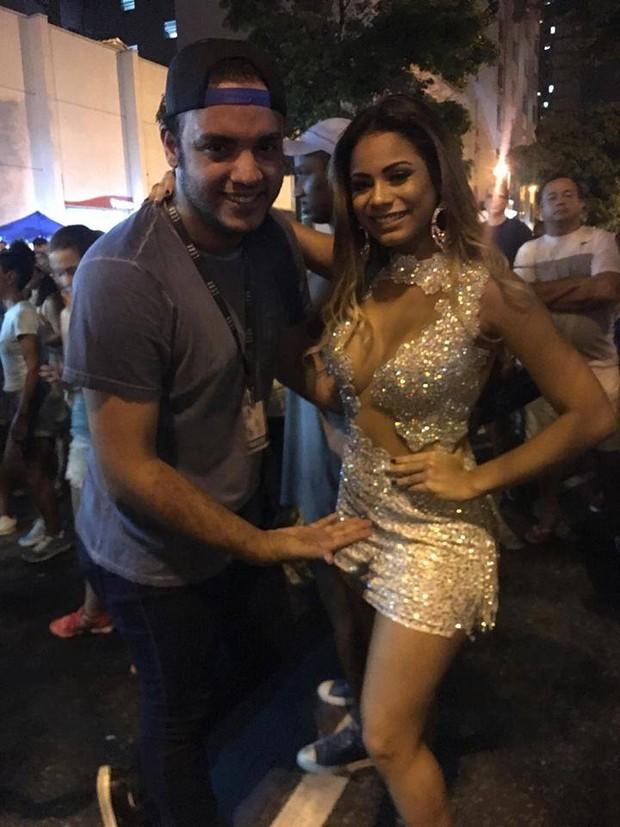 Pedro Henrique e Lexa (Foto: Reprodução/Facebook)