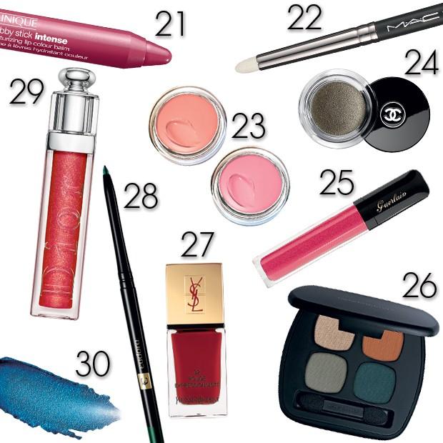 Vogue Beleza: 100 produtos que toda mulher precisa testar - 1a parte