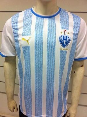 Camisa do Paysandu (Foto: Ascom/Paysandu)