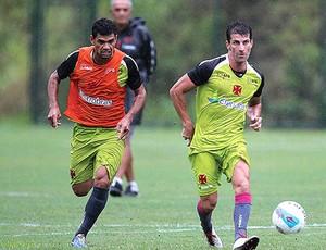 Pedrinho, treino do Vasco (Foto: Marcelo Sadio / Vasco.com.br)