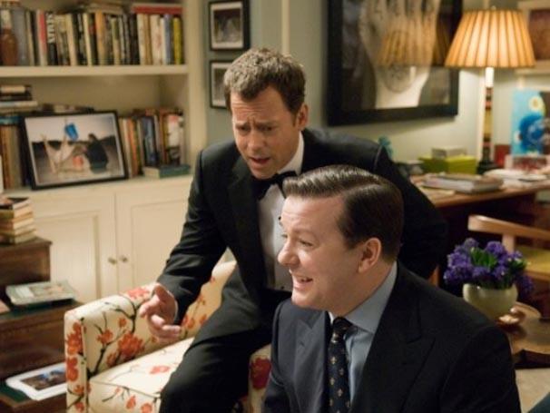 Após morte acidental, Frank pede ajuda a Bertram para separar esposa de advogado (Foto: Divulgação / Reprodução)