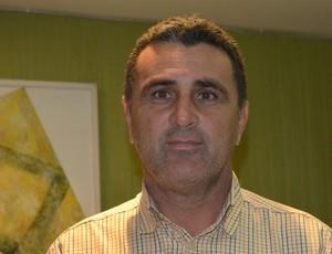 Malaquias, Sabugy, presidente (Foto: Pedro Alves/GloboEsporte.com)