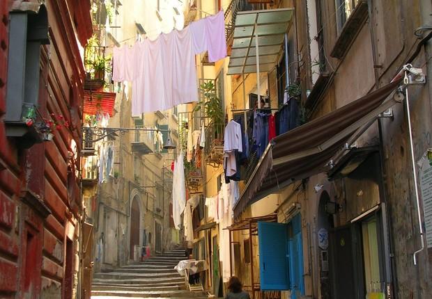 Nápoles - Itália - Elena Ferrante - italiano (Foto: Thinkstock)