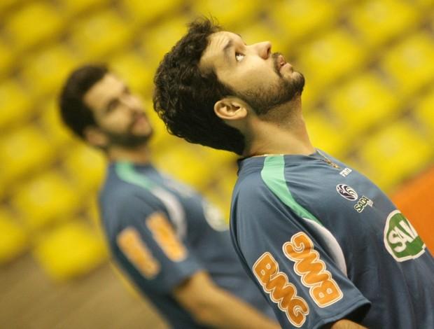 William Arjona Cruzeiro Vôlei (Foto: Alexandre Arruda/CBV)
