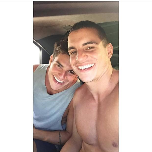 Manoel e Antônio BBB (Foto: Instagram / Reprodução)