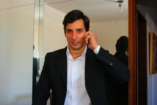 Felipe Batista, marido de Malga Di Paula (Foto: Facebook / Reprodução)