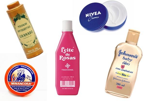 produtos de beleza (Foto: Divulgação)