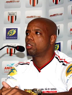 Cris compara Botafogo-SP ao Oeste e diz que é possível chegar à Série B (Foto: Cleber Akamine / globoesporte.com)