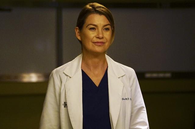 Ellen Pompeo em 'Grey's Anatomy' (Foto: Reprodução)