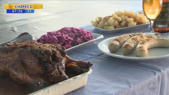 Festa Pomerana tem 11 dias de programação em Pomerode