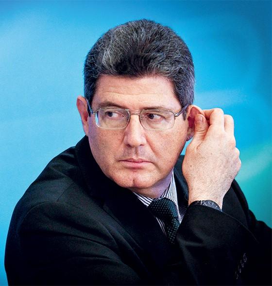 Ministro Joaquim Levy  (Foto: Andre Coelho/Agencia O Globo)