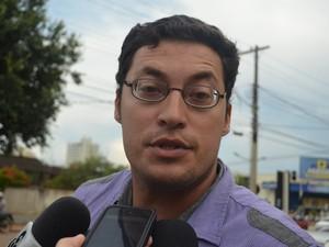 Renato Vilela atuava há 2 meses como falso médico em Posto de Saúde de Rio Branco (Foto: Yuri Marcel/G1)