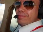 Corpo de piloto morto em acidente será enterrado em Ipatinga, MG