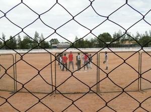 Campo de Beisebol em Várzea Grande (Foto: Assessoria/FMBS)