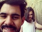 Juliano Cazarré e Klara Castanho relembram Nina de 'Avenida Brasil'