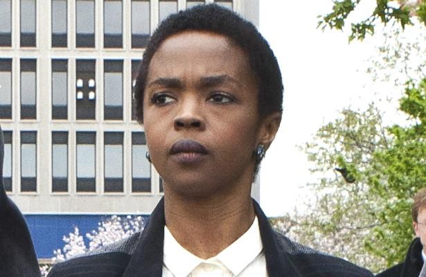A cantora Lauryn Hill também foi presa por evasão fiscal. Passou três meses de 2013 atrás das grades. (Foto: Getty Images)