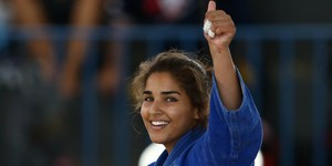 Judoca Gratycheva  convocada para Festival Olmpico na Austrlia (Heuler Andrey/AGIF/COB)