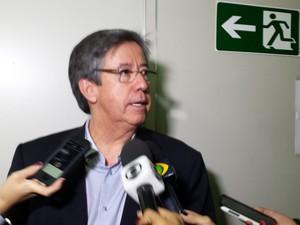 Ex-administrador do Banco Rural, Caio Álvares disse que uma holding de Clésio Andrade e a SMP&B eram clientes da instituição (Foto: Raquel Freitas/G1)