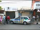 Mulher morre ao ser esfaqueada durante assalto, em Goiânia