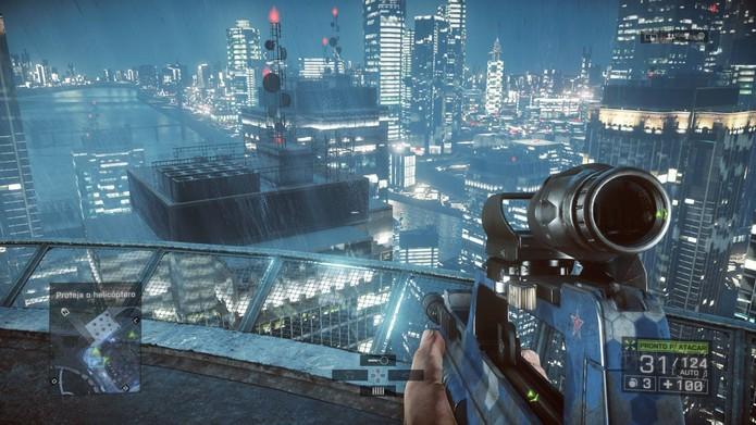 Battlefield 4 (Foto: Reprodução / Diego Borges)