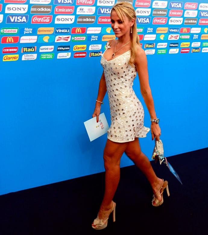 Inês Sainz sorteio Copa do Mundo musa (Foto: VIPCOMM)