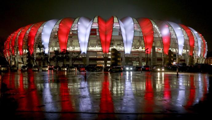 Estádio Beira-Rio para Inter x Flamengo (Foto: Diego Guichard)