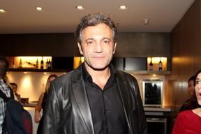 Domingos Montagner na pré-estreia do filme A Grande Vitória (Foto: Caio Duran e Thiago Duran / AgNews)