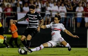 Fagner elogia Rodrigo Caio e rejeita a fama de violento por lesão de Ederson