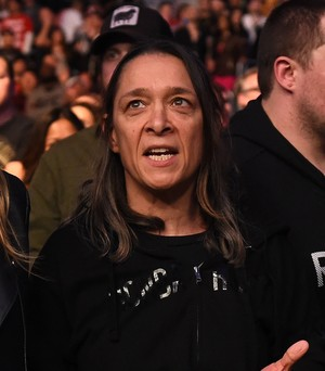 AnnMaria DeMars Ronda Rousey (Foto: Getty Images)