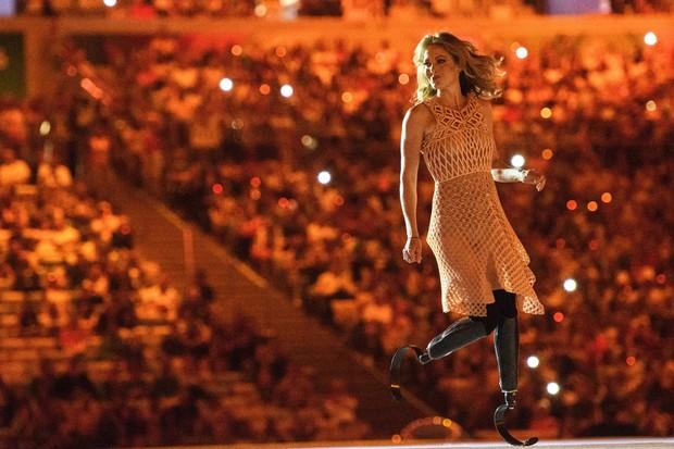 Amy Purdy  (Foto: AFP)