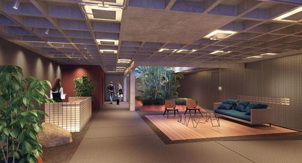 Condomínio pode ser controlado por assistente virtual (Foto: Divulgação)