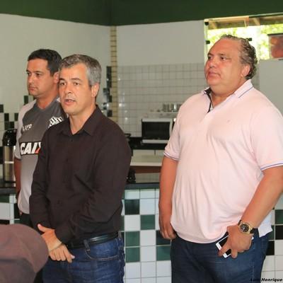 Léo Franco Figueirense (Foto: Luiz Henrique/Figueirense FC)