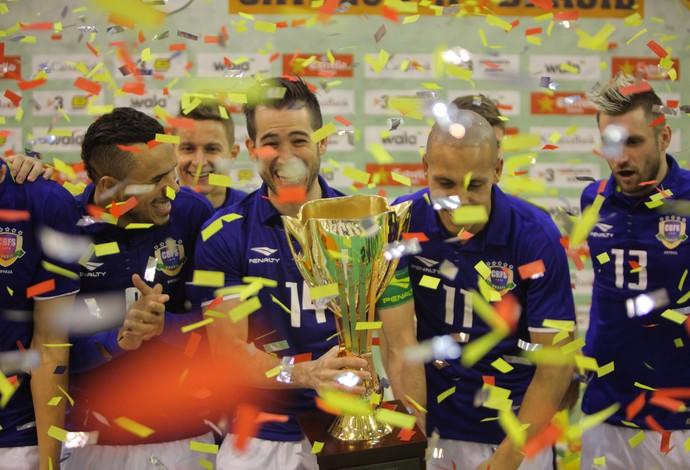 Seleção brasileira de futsal amistoso Catalunha (Foto  Ricard  Rovira Divulgação) 0cde4be92431c
