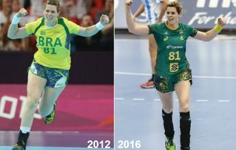 Adeus, chocolate e frituras: seleção perde 30kg de gordura para Rio 2016