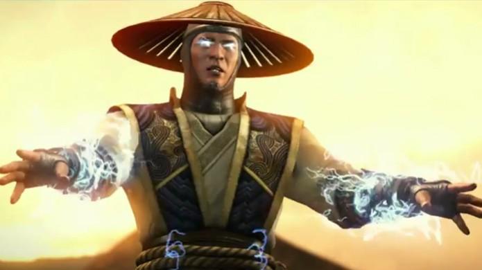 Raiden está de volta em Mortal Kombat X com vários estilos de luta (Foto: digitaltrends.com) (Foto: Raiden está de volta em Mortal Kombat X com vários estilos de luta (Foto: digitaltrends.com))