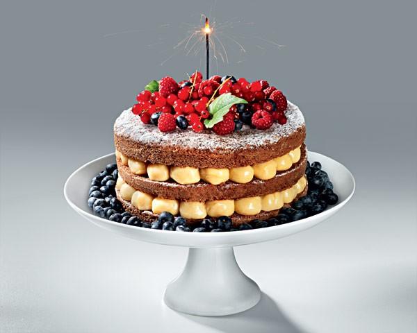 "Naked, bem-casado, Romeu & Julieta, ""de nada""... Aprenda a fazer 4 bolos deliciosos"