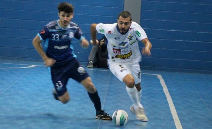 São José Futsal x Taubaté Copa Paulista (Foto: Brenno Domingues/São José Futsal)